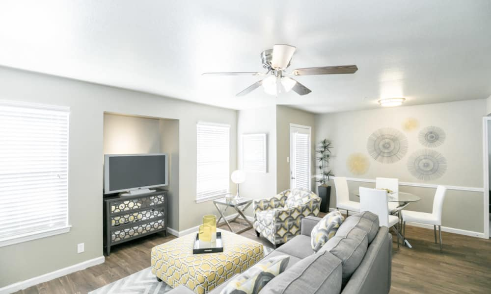 89 East Apartments with a living room that is great for entertaining