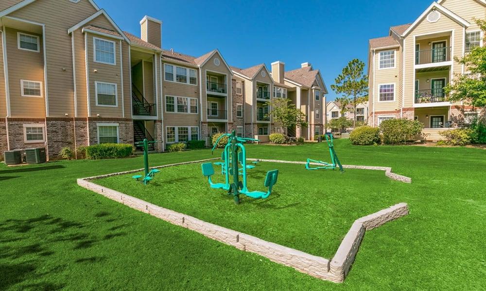 89 East playground in Tulsa, Oklahoma