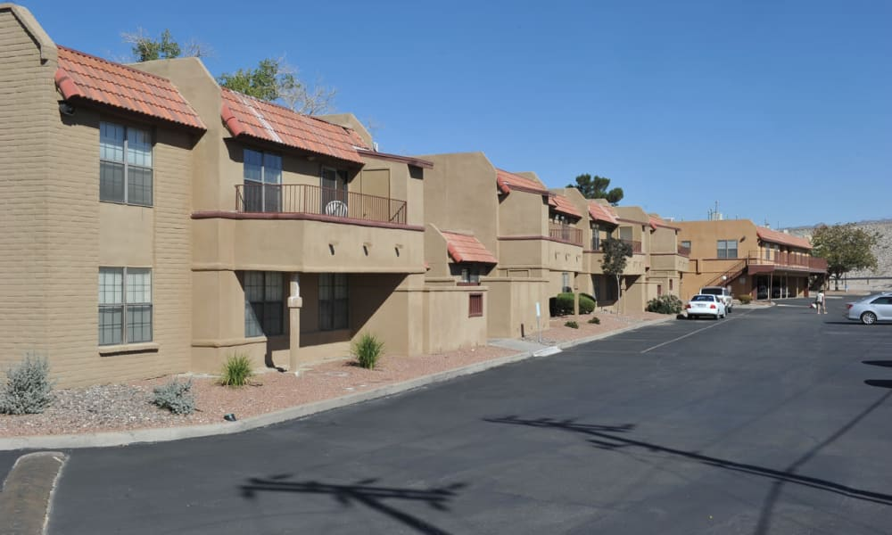 Beautiful apartments for rent at Pear Tree in El Paso, Texas