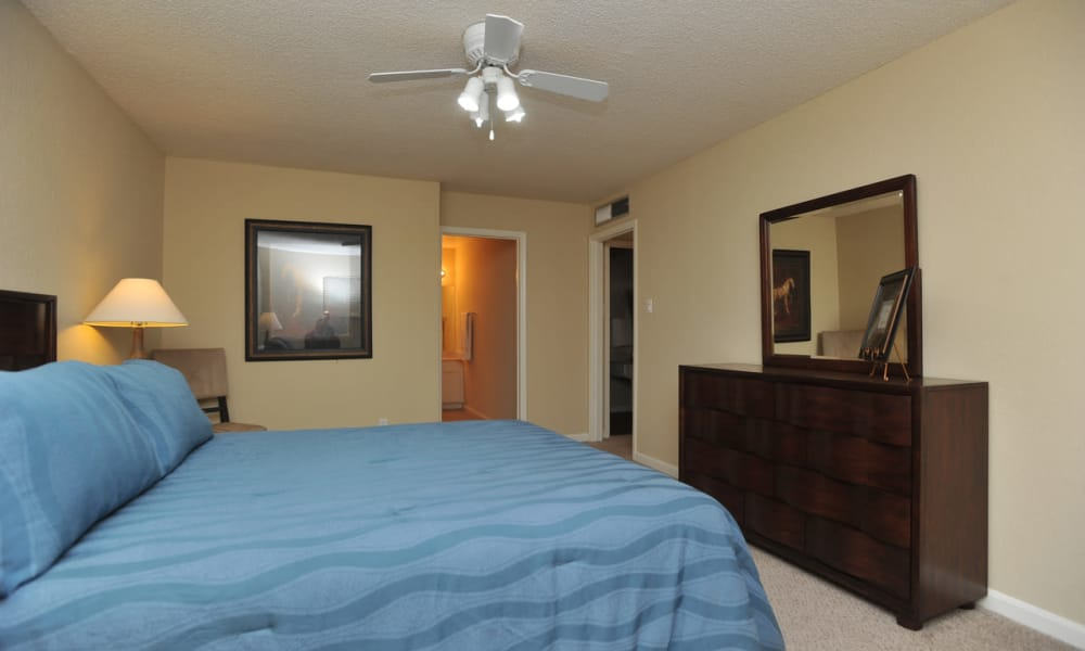 Bedroom at Pear Tree in El Paso