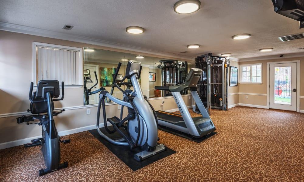 Fitness center at Berkshire 54