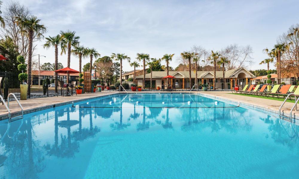 Swimming pool at Berkshire 54