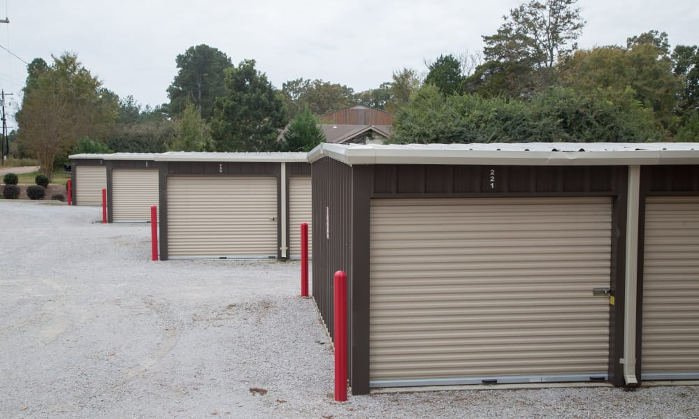 My Oxford Storage outdoor storage units