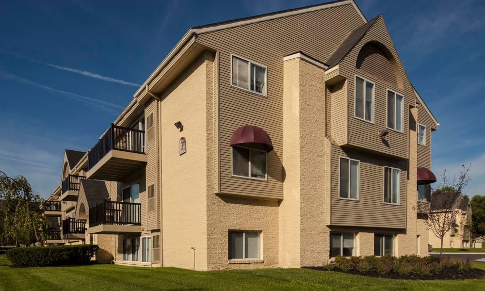 Adams Creek offers beautiful apartments