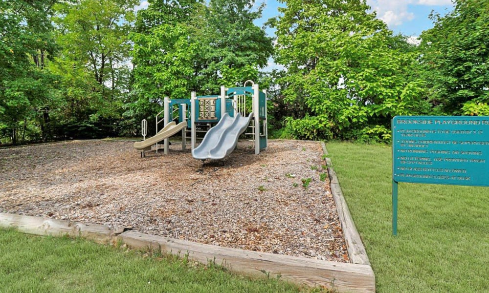 Playground at Brookside Manor Apartments & Townhomes