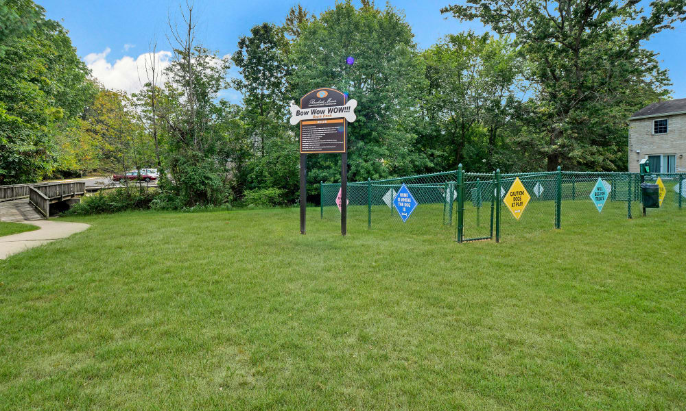 Bark Park at Brookside Manor Apartments & Townhomes