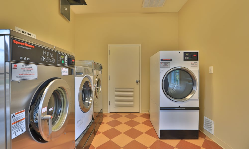 The Preserve at Owings Crossing Apartment Homes offers a laundry facility in Reisterstown, MD