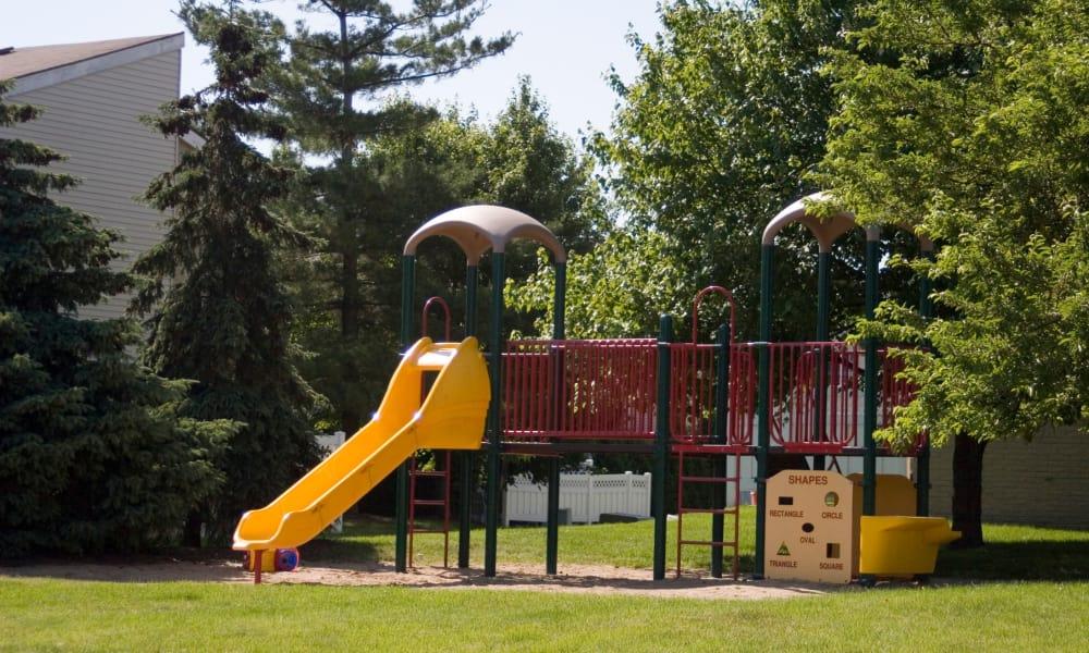 Shorebrooke offers a playground in Novi, MI