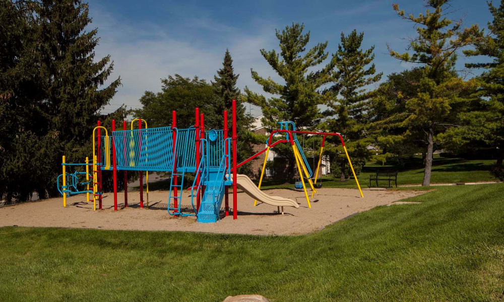 Playground at Northridge apartments