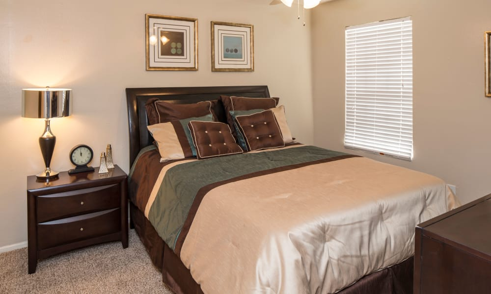 Our apartments in Arlington, TX offer a bedroom