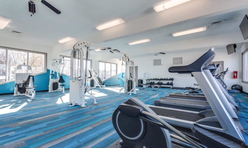 Harrison Grande fitness center in Cary