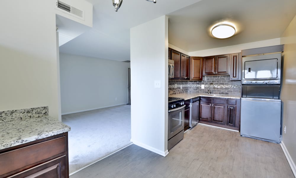 Our apartments in Middle River, MD offer a kitchen