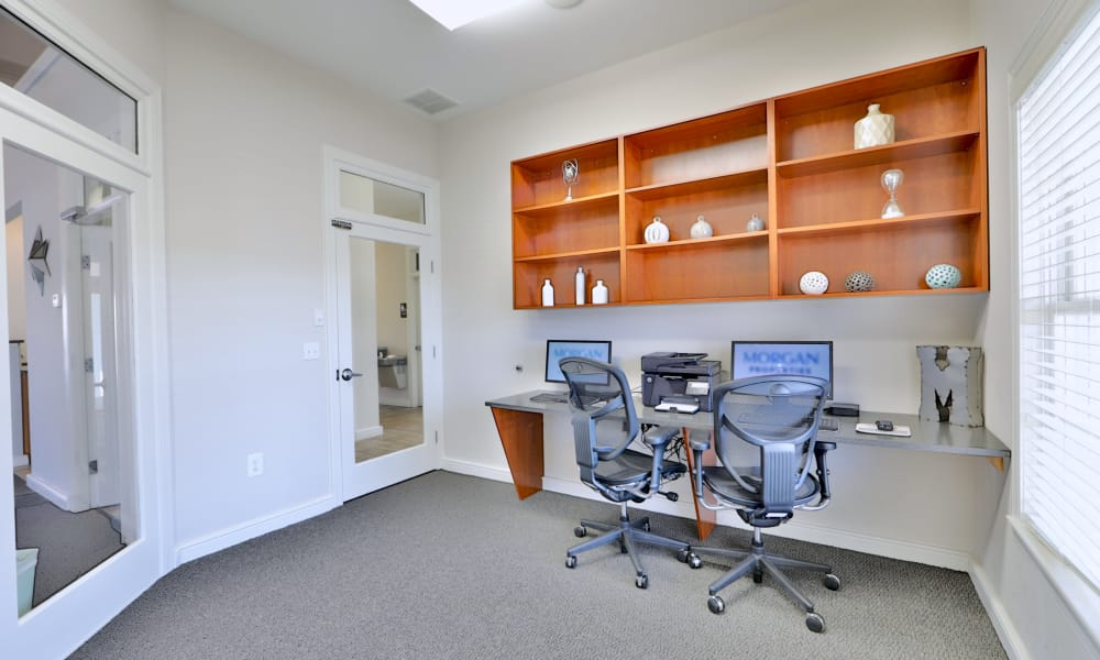 Our apartments in Middle River, MD offer a business center