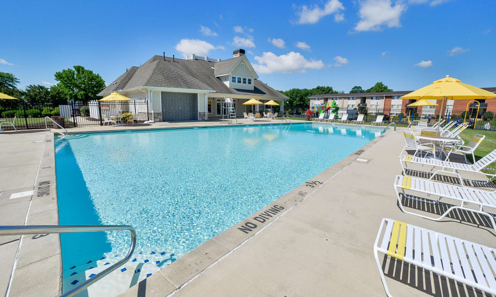 Our apartments in Middle River, MD offer a swimming pool