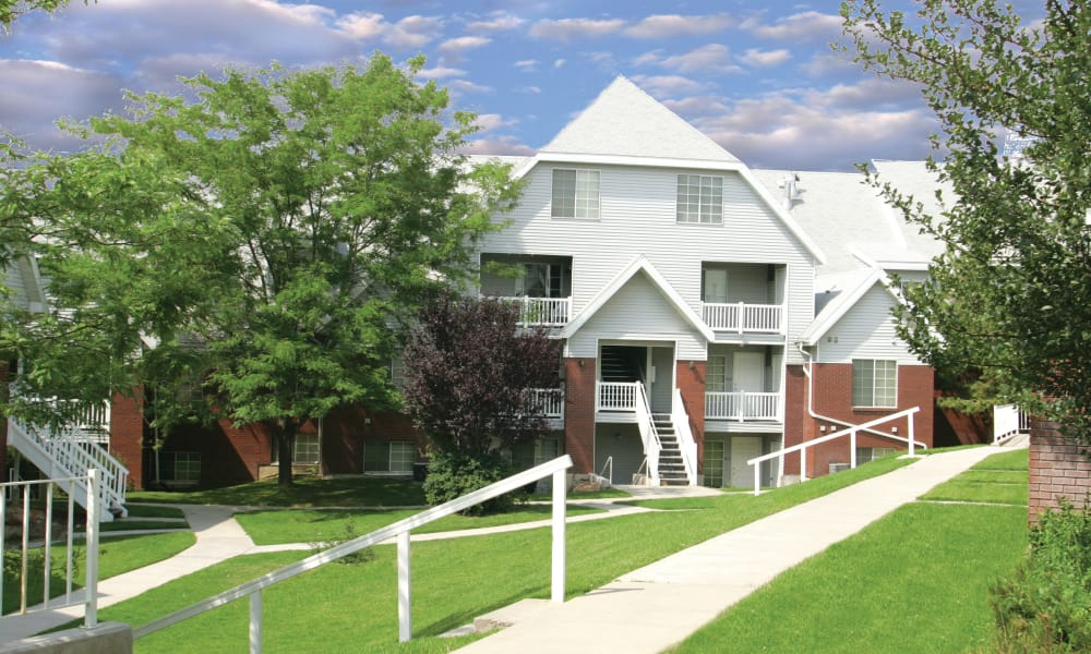 Beautfiul apartments for rent at Windgate Apartments