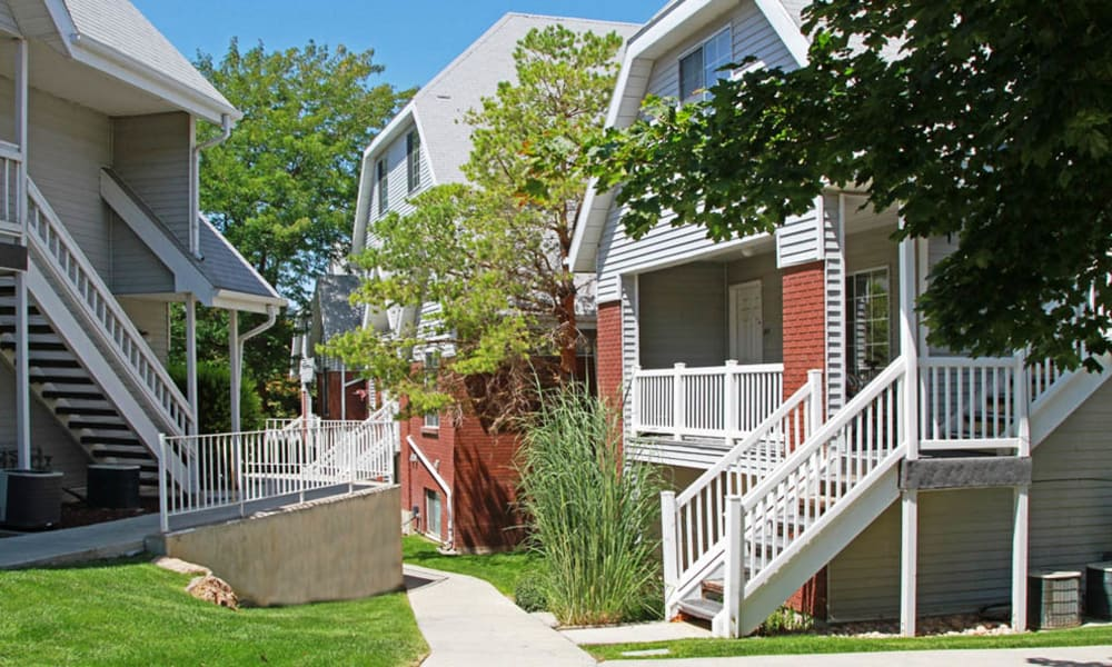 Windgate Apartments offers luxury apartments for rent in Bountiful