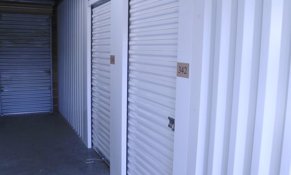 Our storage facility in Salt Lake City is clean and secure