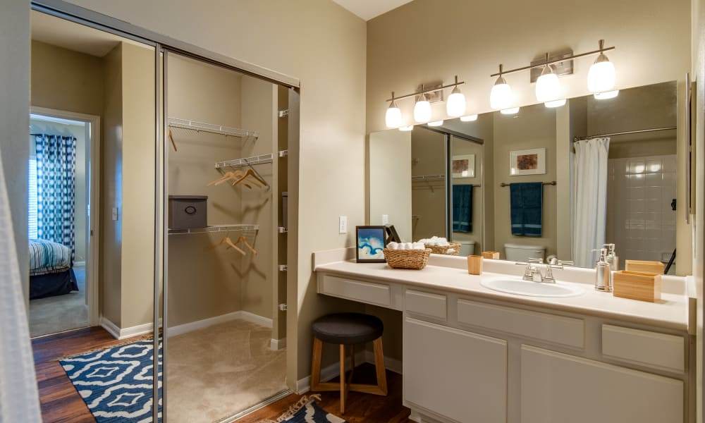 Bathroom at Legacy at Meridian