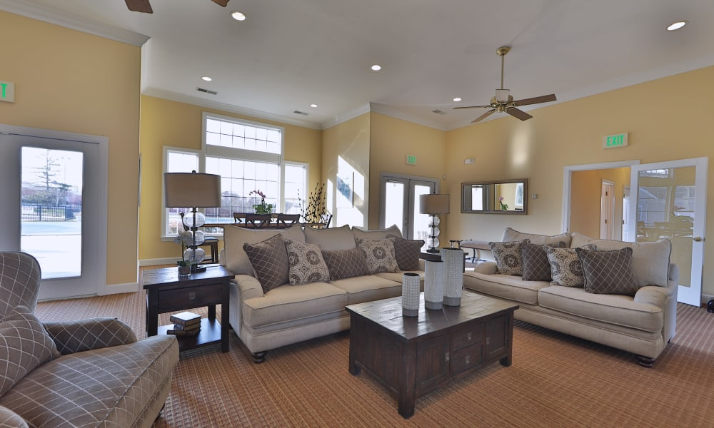 Sitting area at Westerlee Apartment Homes