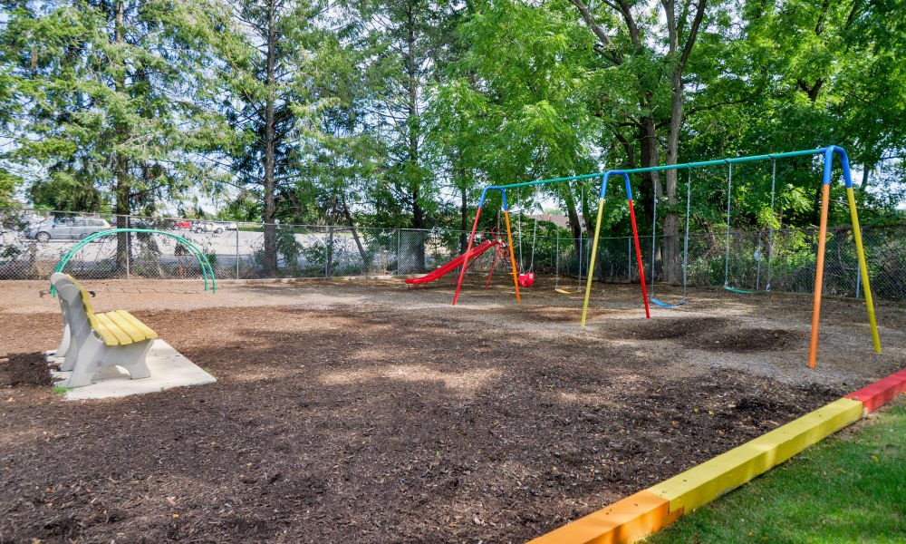 Camp Hill Apartment Homes offers a playground in Camp Hill, PA