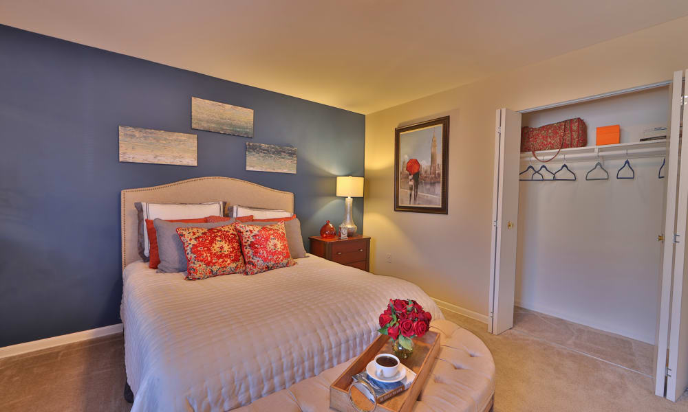 Our apartments in Laurel, Maryland offer a bedroom