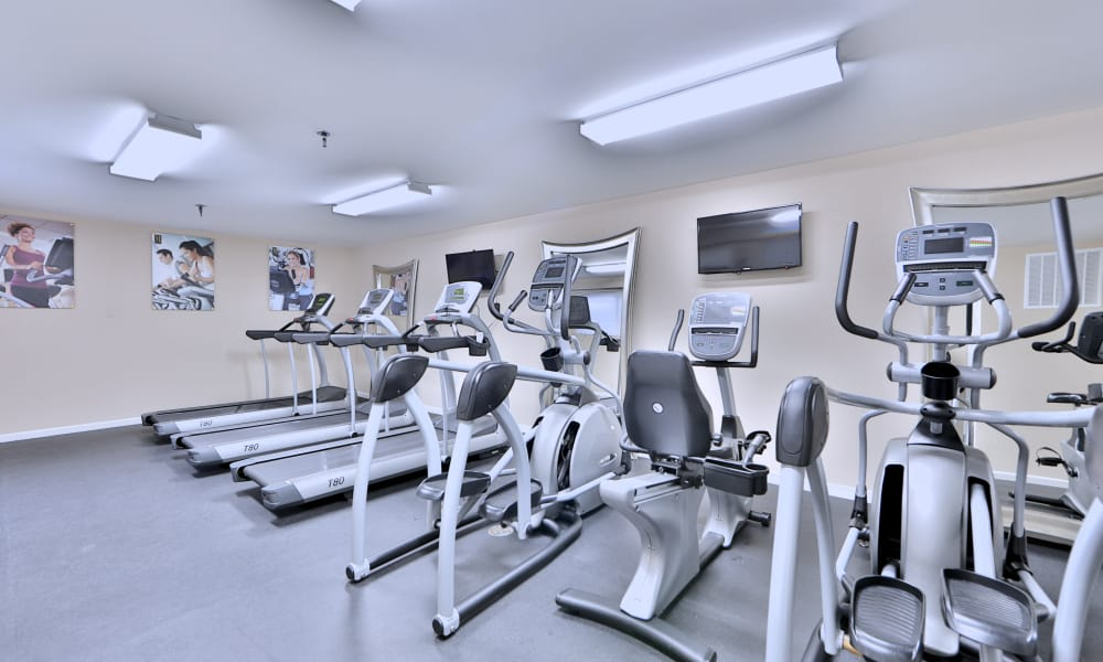 Our apartments in Randallstown, Maryland offer a fitness center
