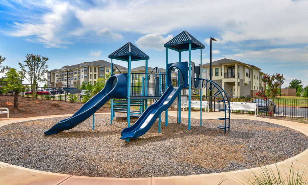 Our apartments in Charlotte, North Carolina offer a playground