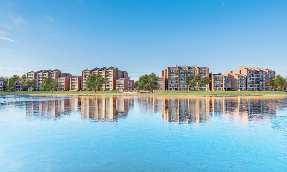 Lake by Regency Lakeside Apartment Homes