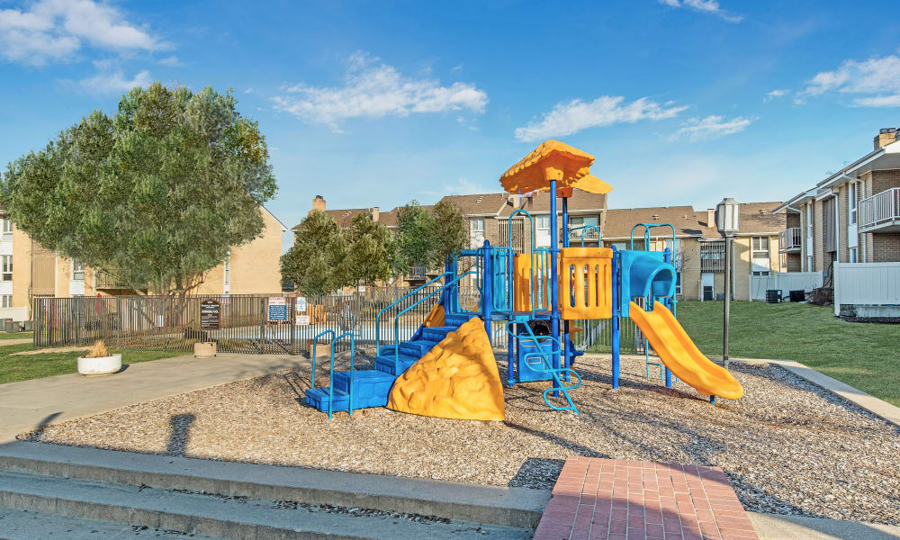Playground at Regency Lakeside Apartment Homes