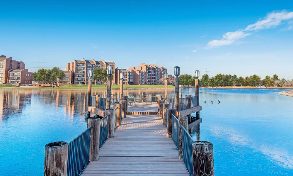 Pier at Regency Lakeside Apartment Homes