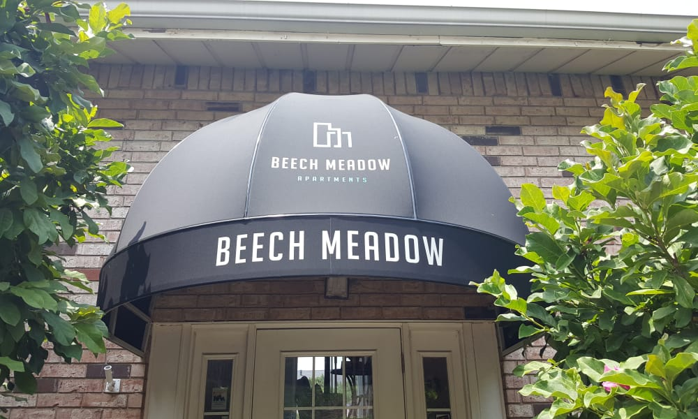 Beech Meadow Apartments leasing office