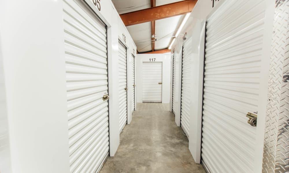 Climate controlled storage units at Harrisburg Speedway Storage in Harrisburg