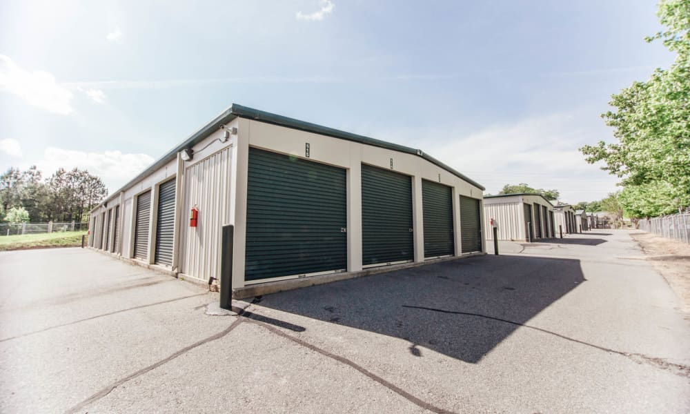 A look at our self storage units at Harrisburg Speedway Storage in Harrisburg