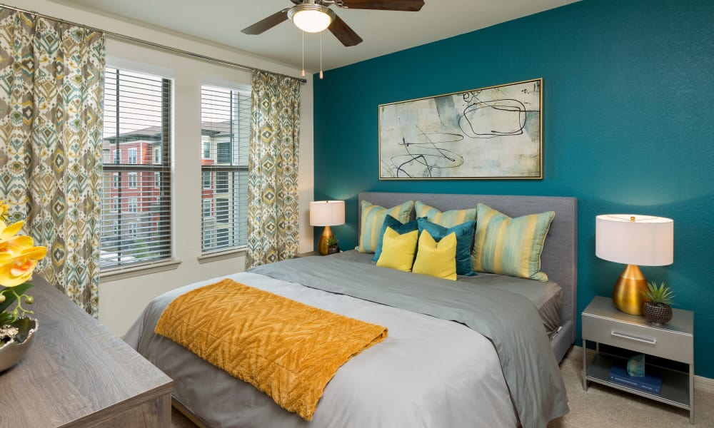Our apartments in Daytona Beach, Florida have a naturally well-lit bedroom