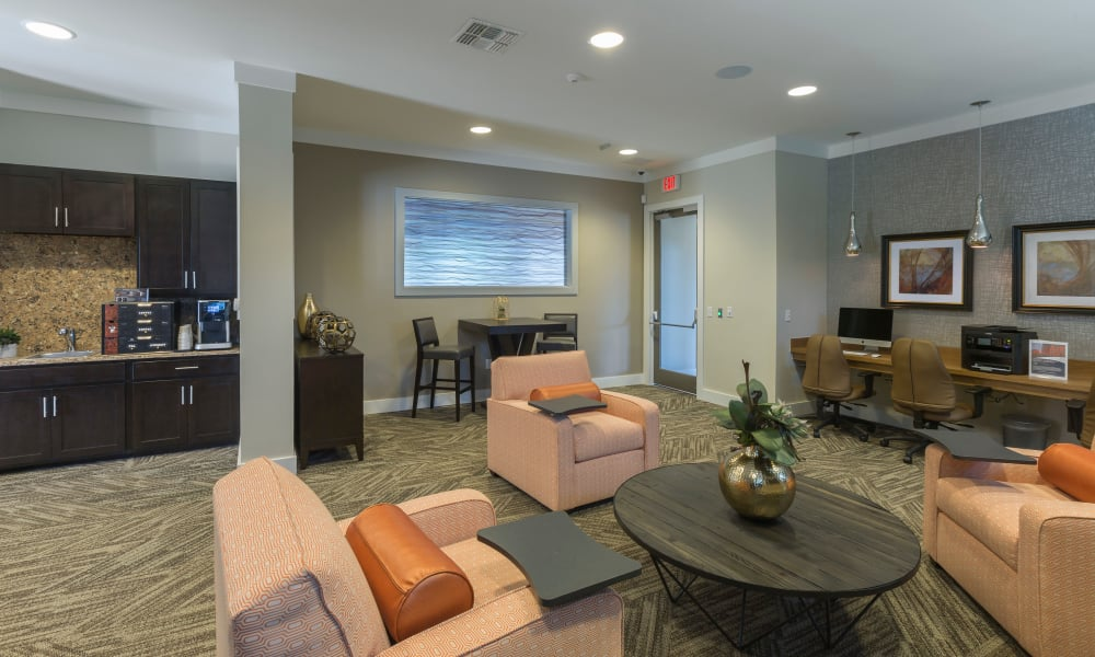 Our apartments in Daytona Beach, Florida offer a business center
