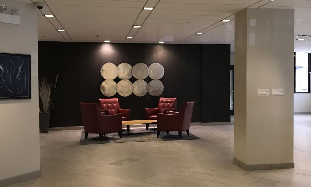 Halifax Apartments Lobby in Halifax