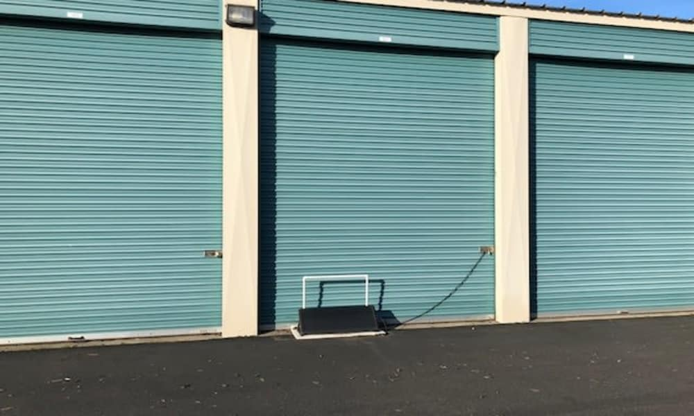 Self storage units at Terminous RV & Boat Storage in Lodi, California