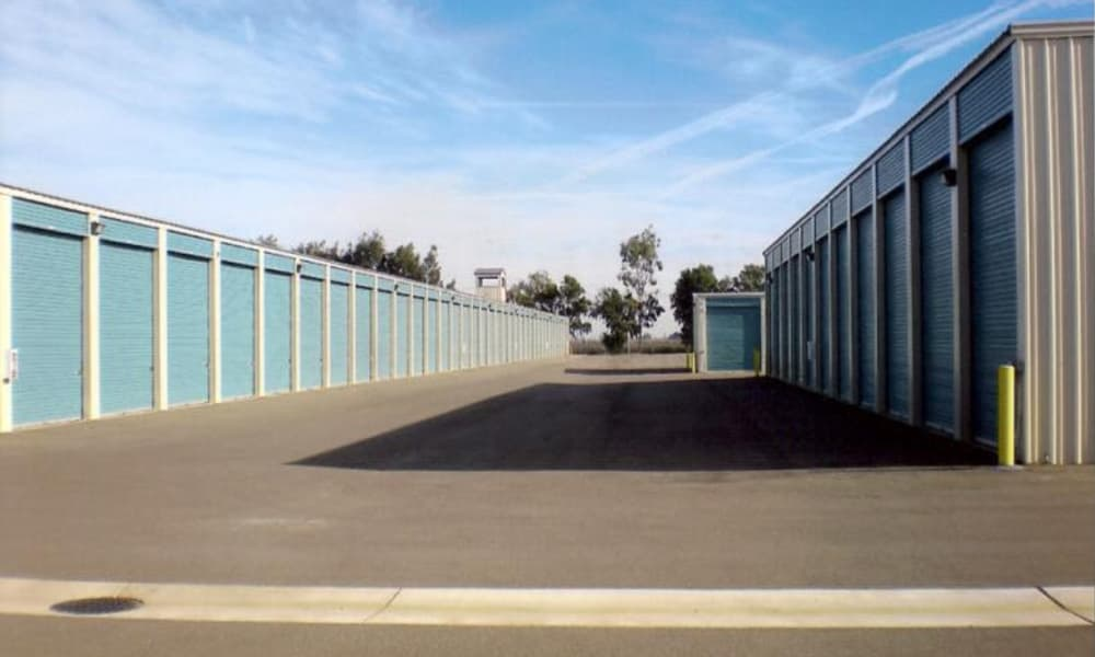 Terminous RV & Boat Storage offers outdoors storage units in Lodi, California