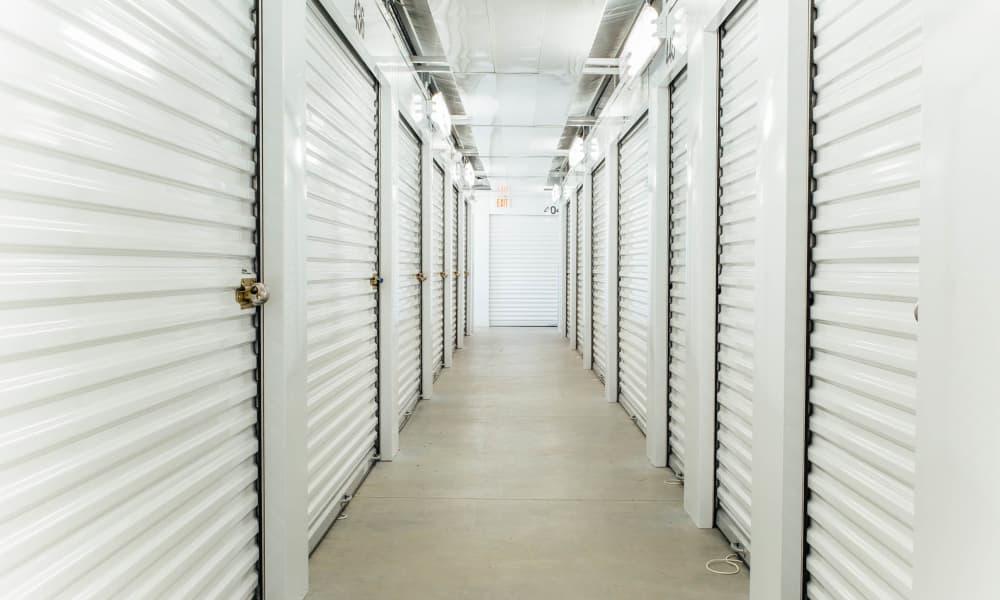 Interior storage units in Concord, NC