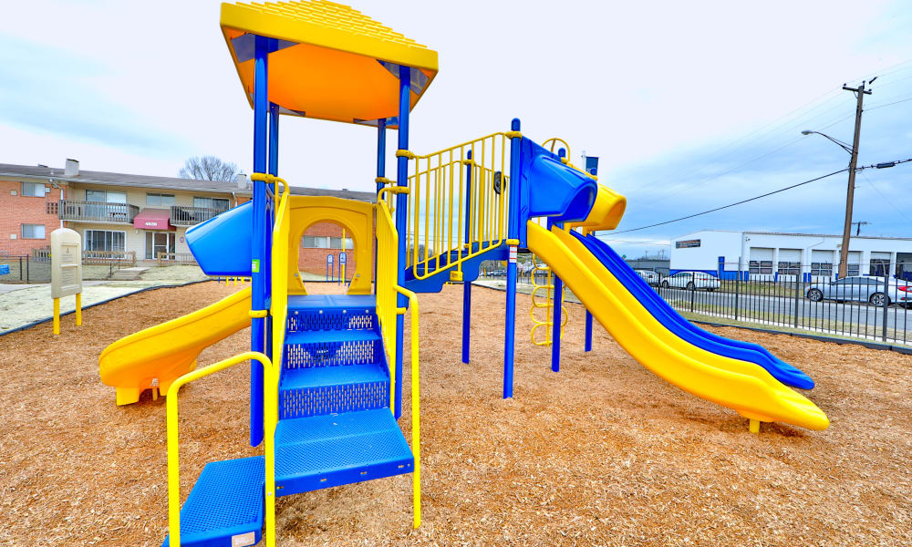 Princeton Estates Apartment Homes playground