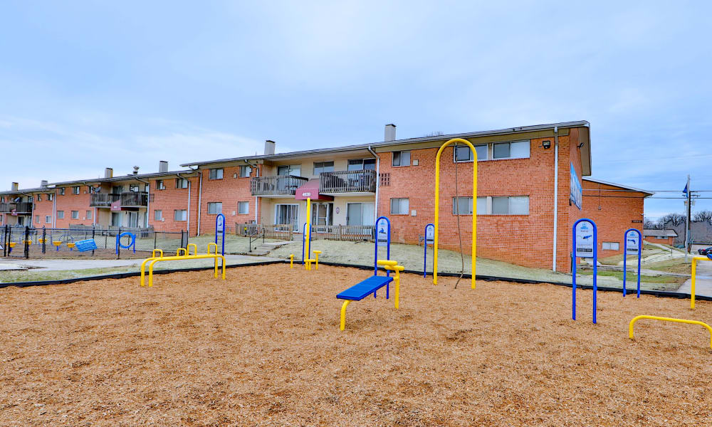 Playground at Princeton Estates Apartment Homes