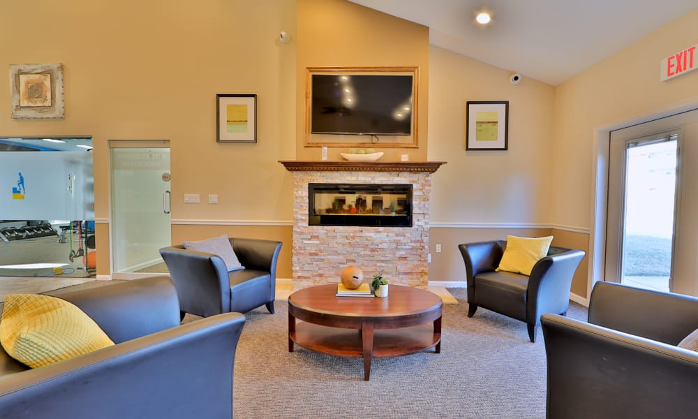 Clubhouse at Willow Lake Apartment Homes in Laurel, Maryland