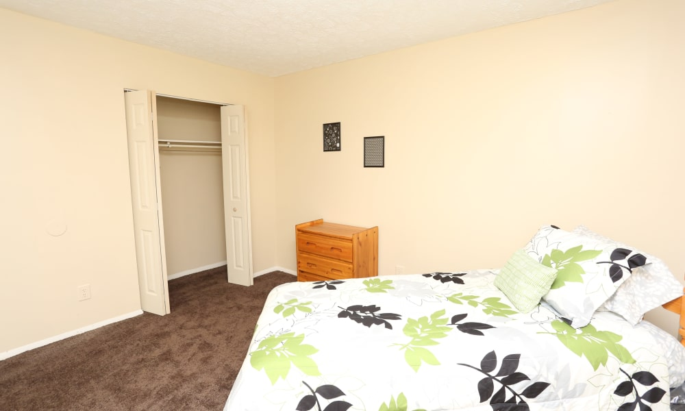 Our apartments in Louisville, Kentucky offer a bedroom