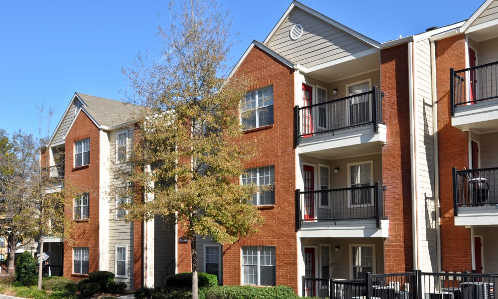 Apartments for rent at Brookwood Valley in Atlanta