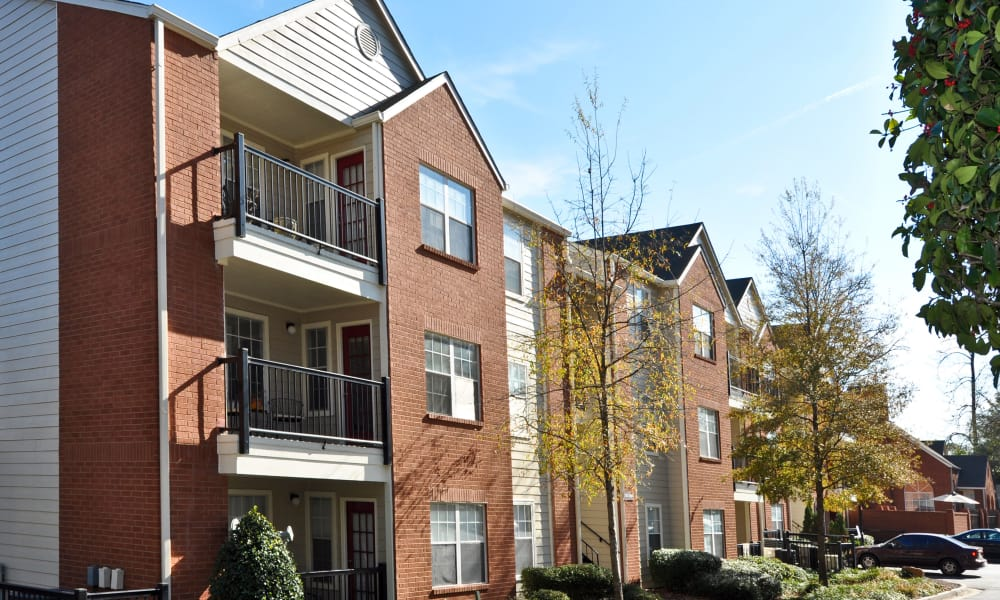 Brookwood Valley offers gorgeous apartaments for rent in Atlanta