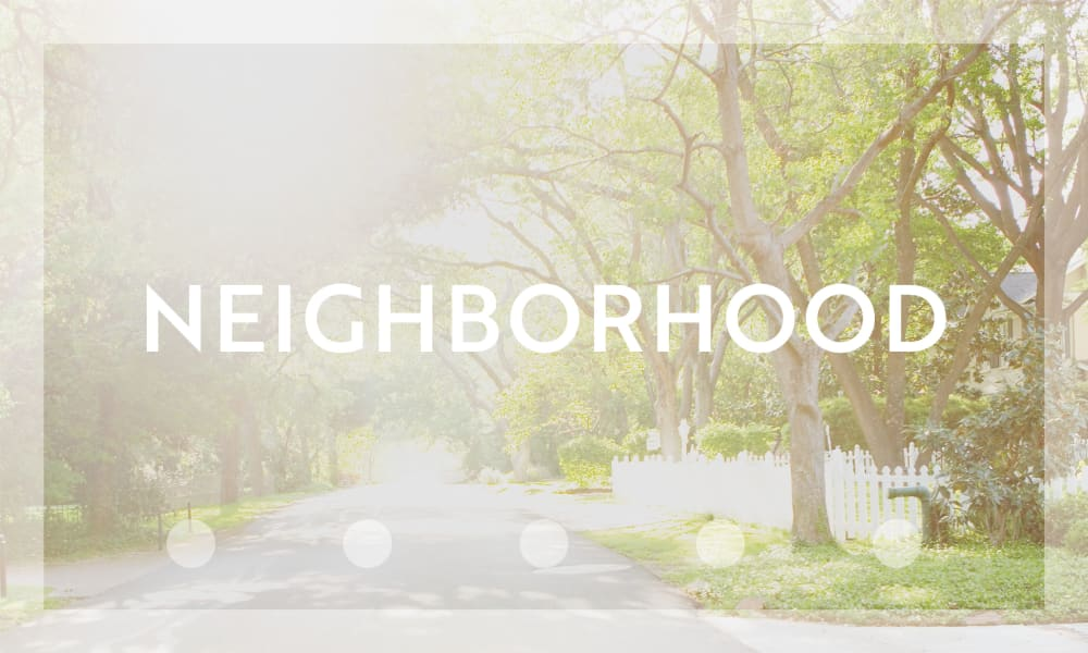 Neighborhood at Overlook at Stone Oak Park in San Antonio, Texas