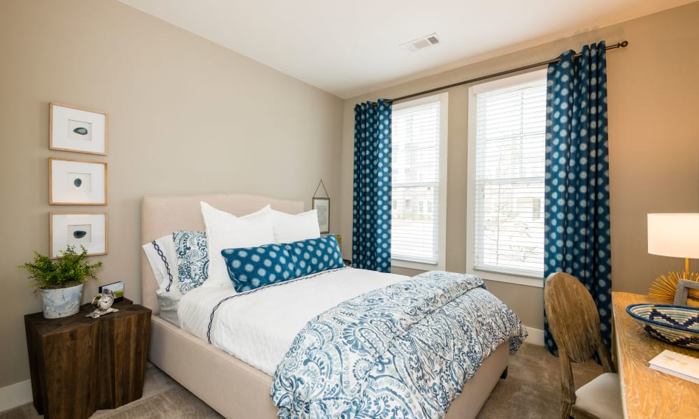 Our apartments in Charleston, South Carolina have a naturally well-lit bedroom