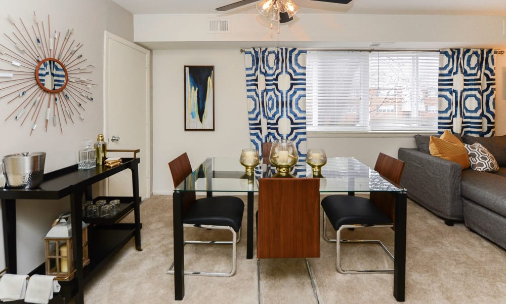 Dinning Room at Brookmont Apartment Homes in Philadelphia, Pennsylvania