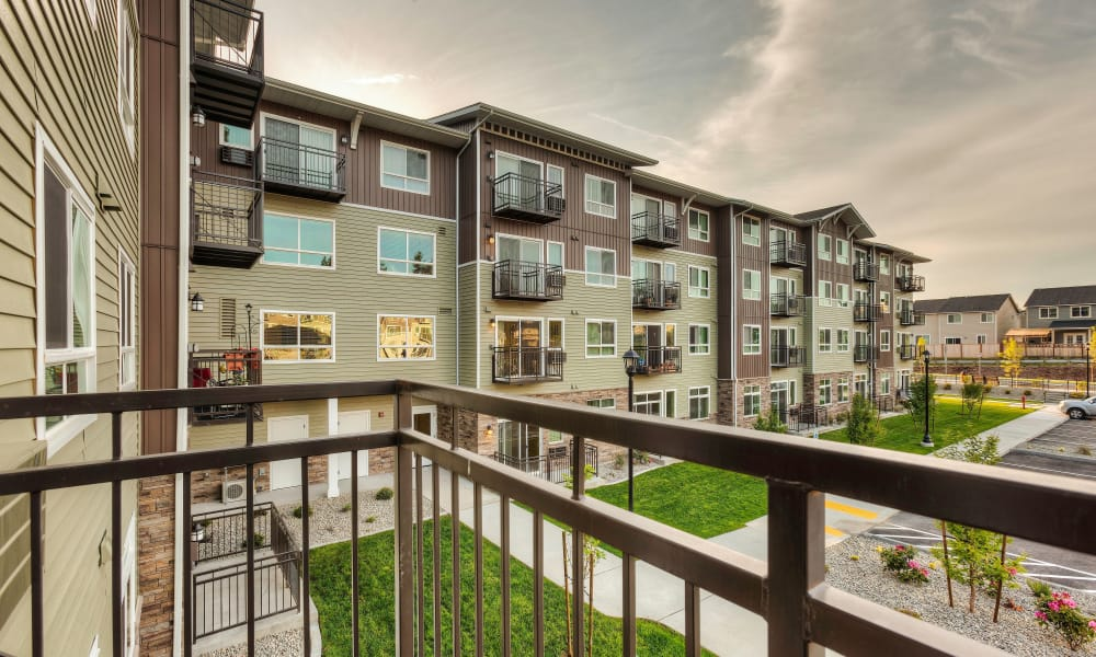 Balconies at Affinity Living Communities