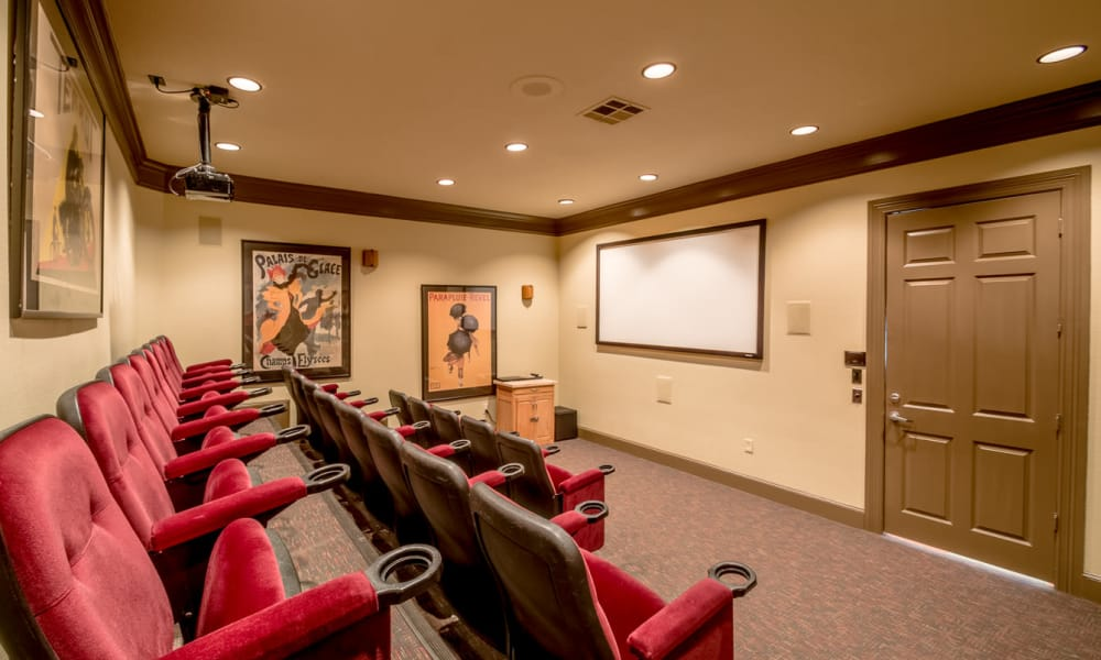 Theater at Manor at Castle Hills in San Antonio